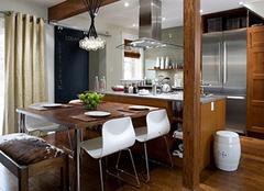 开放式厨房怎么装修好 打造和谐家居