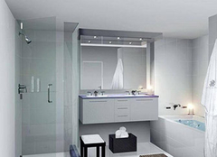 不同面积卫生间装修设计 总有一个适合你