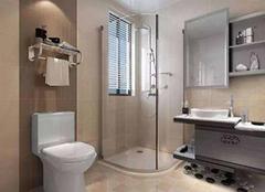 卫生间干湿分离如何做 还有半开放式的