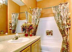 干湿分离的隔断方式有哪些 还浴室一片干燥