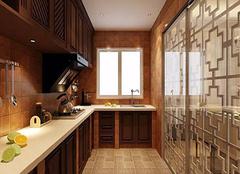 长条形厨房怎么装修好 设计师已提前设计好