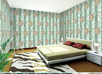 三点教你如何保养家装壁纸 家装保养细节多