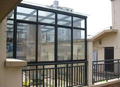 封阳台的优点简析 还能间接扩大室内空间