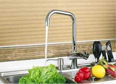  家用水龙头如何清洁保养 用水健康的保证