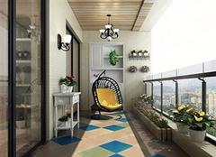 阳台装修风格都有哪些 现代人喜欢这么装