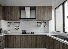 小厨房怎么设计显得空间大 四招实力奉送