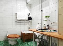小卫浴空间布局诀窍 让卫浴更显大