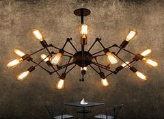 家用灯饰选购的原则介绍 为家居更添光彩