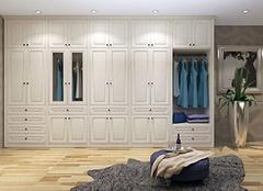 如何设计整体衣柜与居室布局协调 关注以下五点