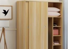 衣柜推拉门好在哪些方面 让衣柜使用更方便