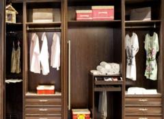 使用整体衣柜的注意事项 这四点一定要牢记