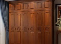 保养实木衣柜怎么做才对 让衣柜寿命更长久
