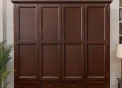 实木衣柜的种类主要有哪些 给你更多选择