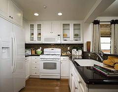 中式厨房油烟大 掌握厨房清洁窍门是首要