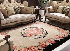 特色地毯种类有哪些 给家来点文艺气息
