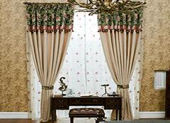 布艺窗帘的作用都有哪些 装饰只是一小方面