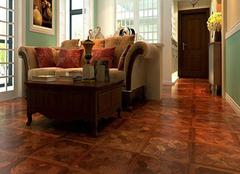 实木复合地板与强化复合地板PK 赶快来看看!