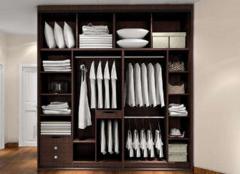 定制整体衣柜的注意要点 让家居生活更和谐
