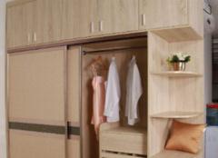 整体衣柜的维护怎么做才对 掌握要点自己也能搞定