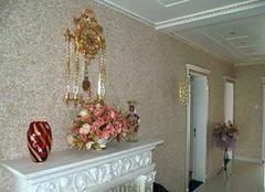 天鹅绒墙衣的优势介绍 不一样的内墙装饰材料