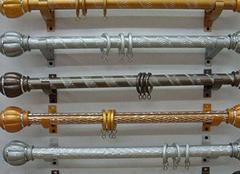 安装窗帘不可忽视窗帘杆 装修也要注意细节
