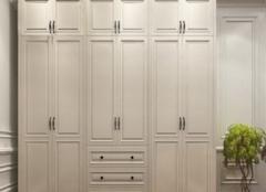 欧式衣柜怎么保养才好 让家装欧式风格更有韵味