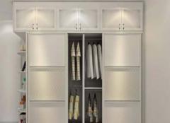 卧室衣柜选购要看什么 让卧室环境更环保