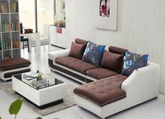 小户型客厅沙发挑选知识 你选对了吗?