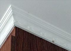 石膏线开裂施工注意要点的介绍 重拾吊顶美观