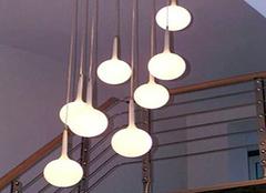 选购家居灯具考虑的因素详解 不同居室有研究