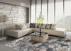 如何为家居选购更好的客厅地毯 让整个家居都美美的
