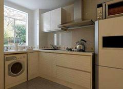 厨房装修费用包含哪几种 你知道哪些