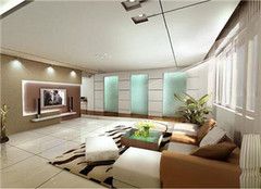 室内天花板装修需要注意些什么 这三点很重要