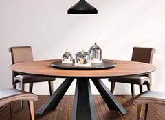  餐桌转盘的种类有哪些 种类齐全任你挑