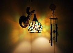 不同空间内壁灯安装高度是否不同 适合家居更重要