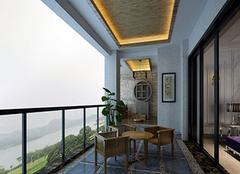 阳台防水的注意事项 防水不可缺