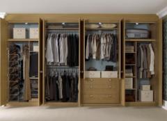 定制衣柜的面积怎么计算 其实并不难