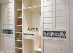 定制衣柜有缝隙是为什么 究其原因方能避免
