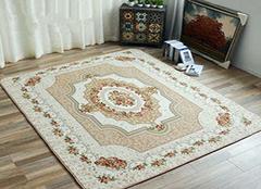 如何清洗地毯上的不同污渍 实用妙招还你洁净地毯