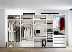  如何使衣柜变得井然有序 看完才知道方法很重要
