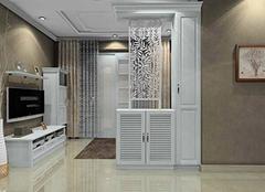 玄关鞋柜设计的几个技巧 完善家居配置