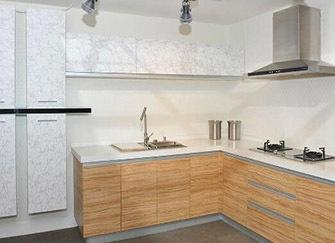 整体橱柜台面材质介绍 适合不同风格厨房装修