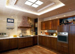 家装厨卫怎么选择地板  简单还实用
