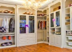 整体衣柜有哪些优势 这三点一定吸引你