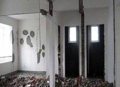 不能拆改的墙体都有哪些 99%的人只知道承重墙
