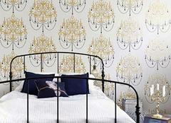 高效选购铺贴墙纸的技巧 让家居更显洋气
