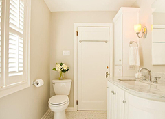 装修卫生间要注重细节 拒绝再做装修小白