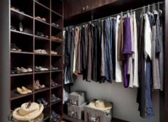 定制衣柜的选购要讲究什么 有哪些方面呢