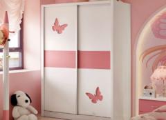 儿童衣柜要满足什么条件 陪伴孩子健康成长