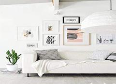 家居装饰画该如何悬挂 用对方法效果才更好